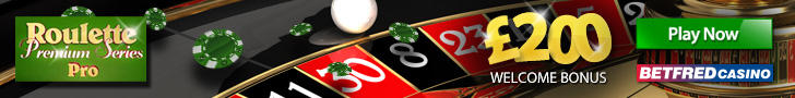 Play Roulette at Betfred